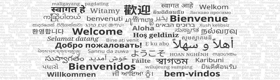multilingual language typesetting